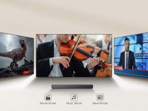Multi Audio enhancement switch freely