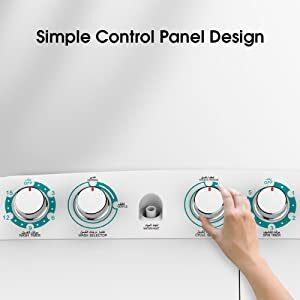 simple control panel