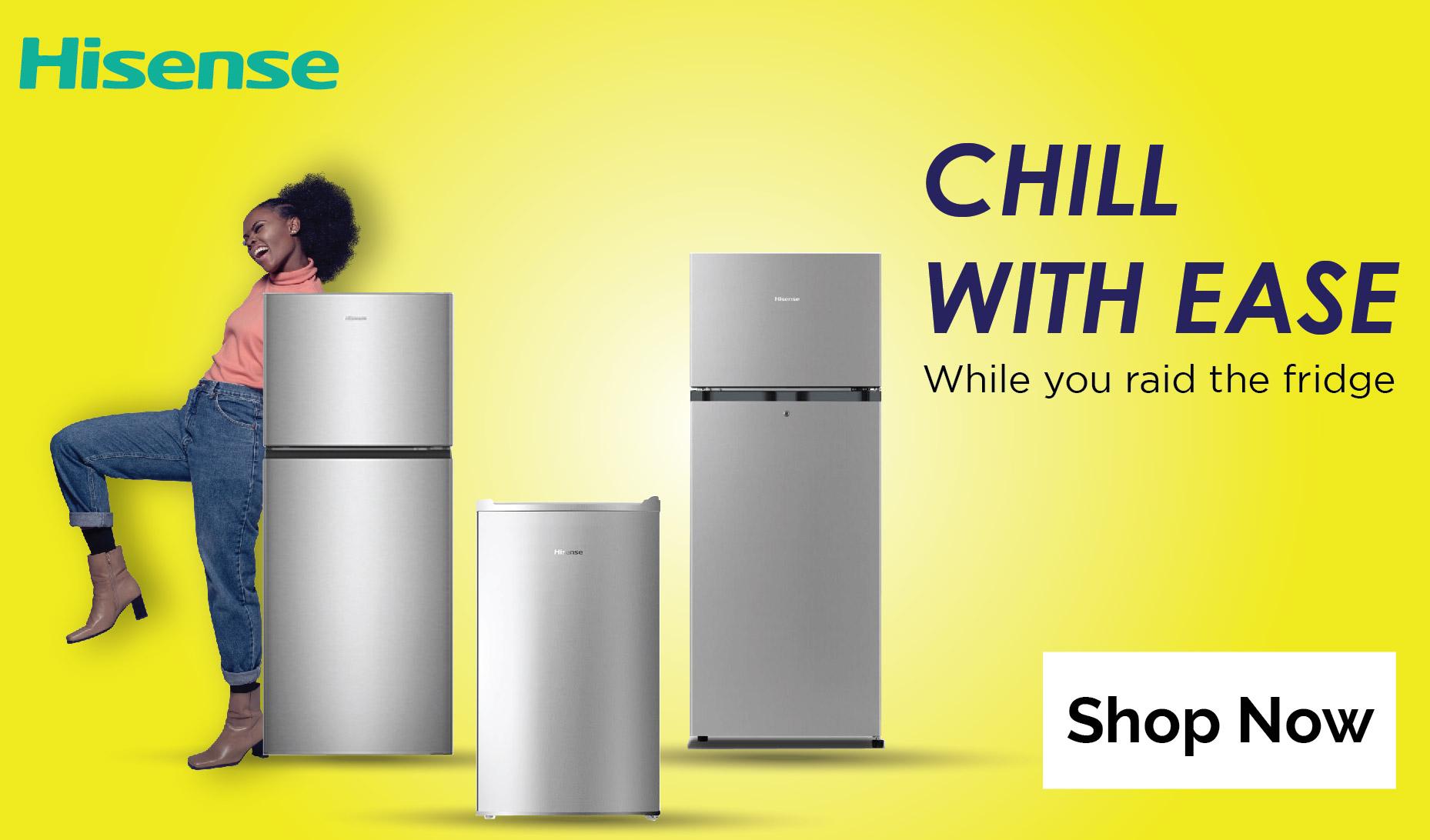 Hisense Rrefrigerators
