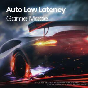 Auto low latency