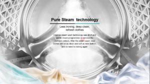hisense pure steam technology